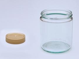 500g Honigglas