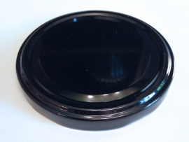 82er Twist-off Verschluss schwarz