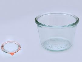 1/4l Weckglas sturzförmig